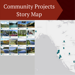 ClimateWise Community Projects Story Map