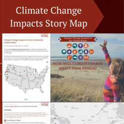 Climate Change Impacts Story Map